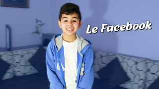 Raouf Belkacemi - Le Facebook