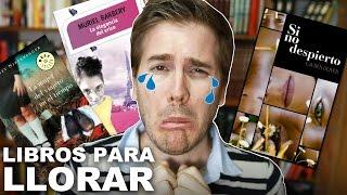 LIBROS PARA LLORAR   Javier Ruescas