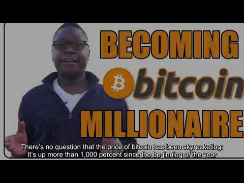 Don't gamble on becoming a bitcoin millionaire