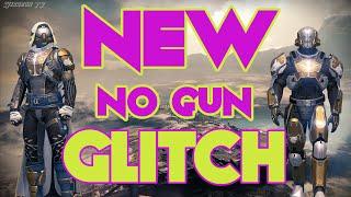 new no gun glitch destiny works after rise of iron