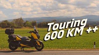 Touring Jarak Jauh Naik Motor