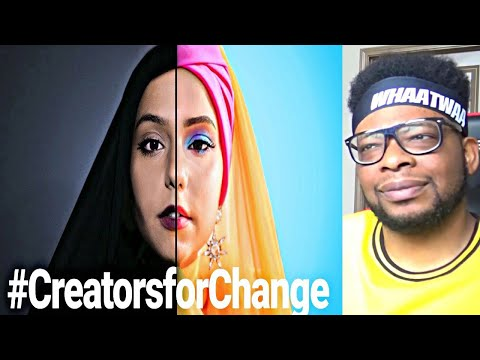 Stereotype world: THE MIDDLE EAST SPEAKS UP! #CreatorsForCha