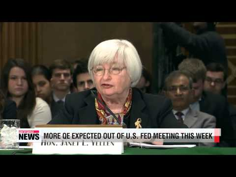 U.S. Federal Reserve to further taper stimulus measures at policy meeting