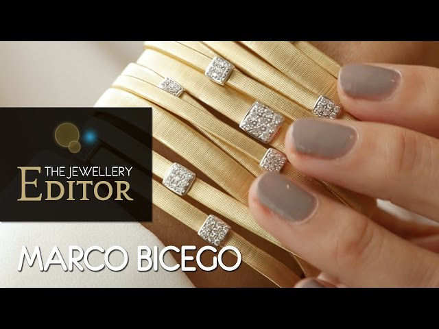 Going for gold: why Marco Bicego jewellery is so versatile