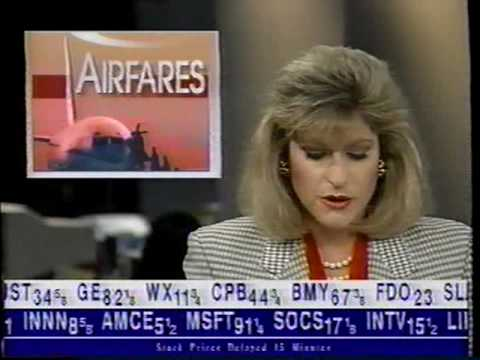 CNBC  Sue Herera 1992