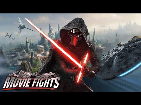 Disney World's Star Wars Land: Dream Ride!? - Movie Fights LIVE!