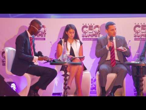 Ghana CEO Summit 2017 Highlights