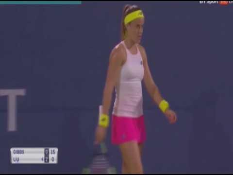 Gibbs   Liu WTA Stanford live stream youtube