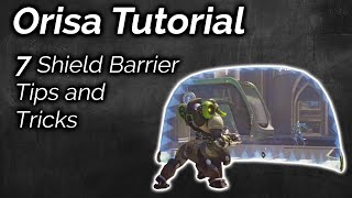 Gambar cover 7 Shield Barrier Tips and Tricks | Overwatch Advanced Orisa Guide
