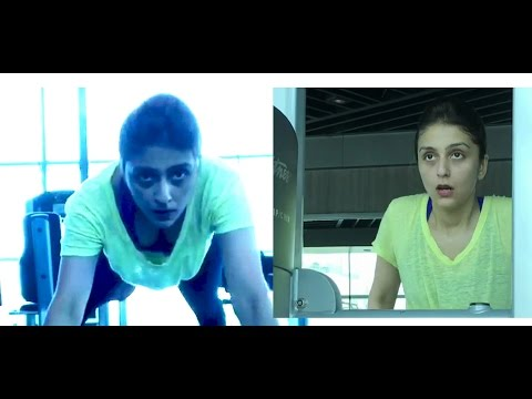 Aarti Chabria hot workout fitness rules