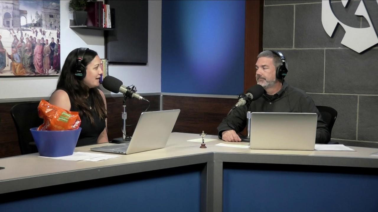 Trent Horn & Jimmy Akin: Catholic Answers Live - 08/06/19