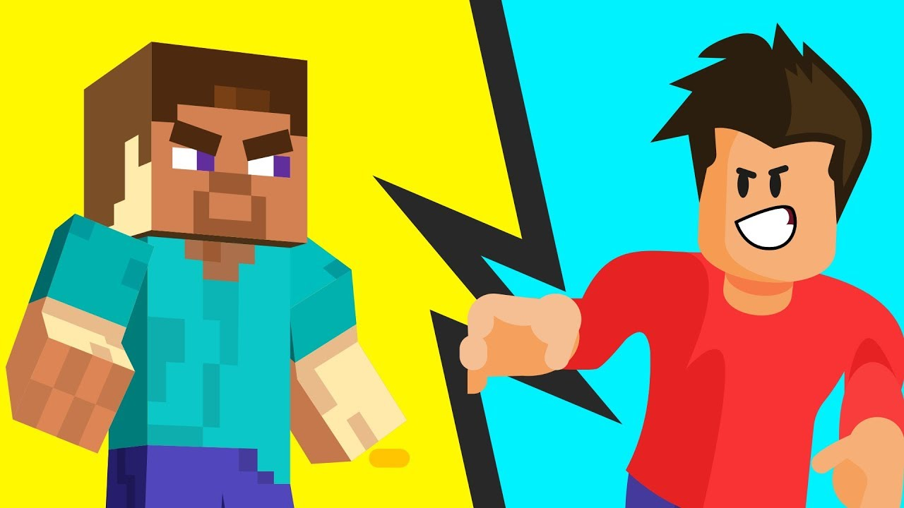Minecraft Vs Roblox Which Is Better In 2019 Video Game