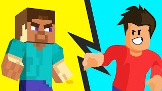 MINECRAFT vs ROBLOX: Which Is Better In 2019? (Video Game Comparison)
