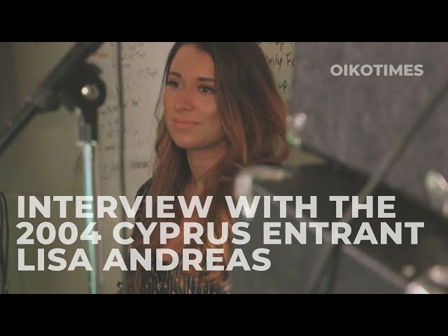 OIKOTIMES 🇨🇾 INTERVIEW WITH LISA ANDREAS FROM CYPRUS