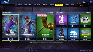 WAYPOINT Skin & PHONE IT IN Emote - April 10th Fortnite Daily Item Shop LIVE
