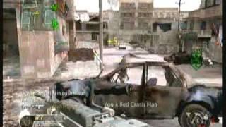 Call of Duty: Modern Warfare Reflex (Wii) - Dom on Crossfire - 23 Killstreak!