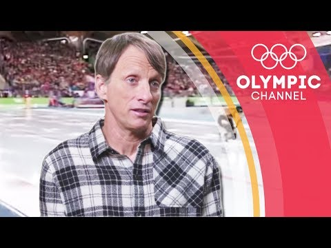 Tony Hawk's favourite: Dan Jansen's Glory at Lillehammer 1994 | My Olympic Moment