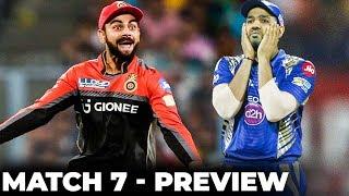 Virat Kohli vs Rohit Sharma Who Will Win? RCB Vs MI – Match Preview & DREAM11 PREDICTION   IPL 2019