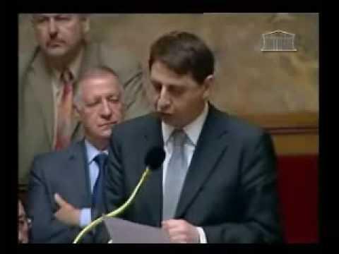 Question de Daniel Goldberg à la ministre de l'Intérieur sur les incidents à La Courneuve