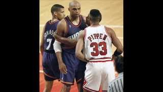 the truth behind the Scottie Pippen and Charles Barkley beef