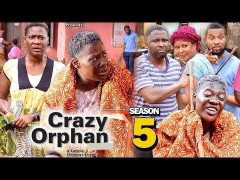 CRAZY ORPHAN SEASON 5 - Mercy Johnson 2019 Latest Nigerian Nollywood Movie Full HD