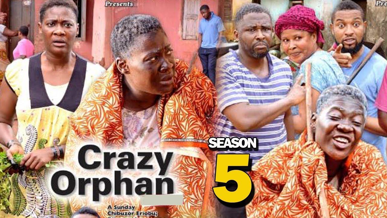 Download CRAZY ORPHAN SEASON 5 - Mercy Johnson 2019 Latest Nigerian Nollywood Movie Full HD