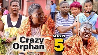 CRAZY ORPHAN SEASON 5 - Mercy Johnson 2019 Latest Nigerian Nollywood Movie Full HD