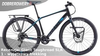 Recenzja: Giant Toughroad SLR 1 - jeden z najciekawszych rowerów turystycznych na rynku