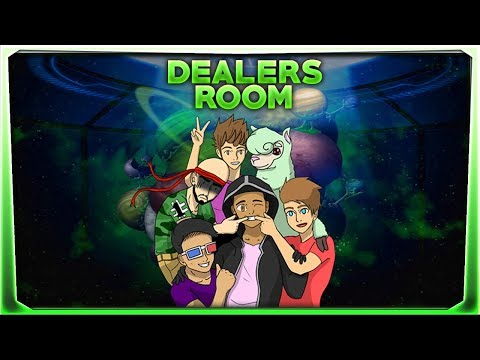 Dealers Room: How Would You Fusionfall??