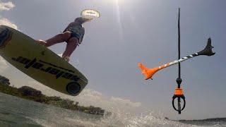 kitesurf how to jump