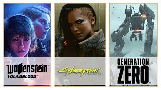 Why CDPR still Lead The Way | Wolfenstein Youngblood | Generation Zero | Gaming Podcast #11 of 2019