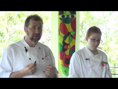 Chocolate Sensory Tasting Class at the Anse Chastanet Resort