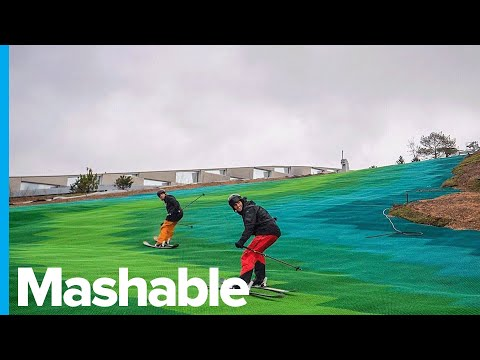 This Waste-to-Energy Plant Doubles as a Ski Slope