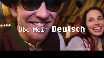 AMERICAN tries to speak GERMAN!! - ÜBE MEIN DEUTSCH! (Official Video) [prod by @foosofficial]