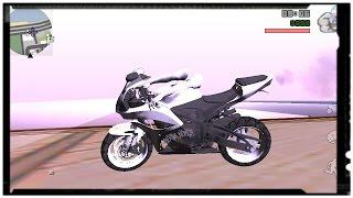 MODS GTA SA ANDROID•CBR600RR 2012 26 DA NORTE COM BRAÇO LEVE