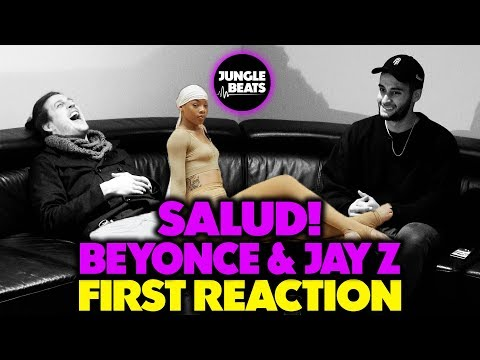 BEYONCÉ & JAY Z - SALUD! REACTION/REVIEW (Jungle Beats)