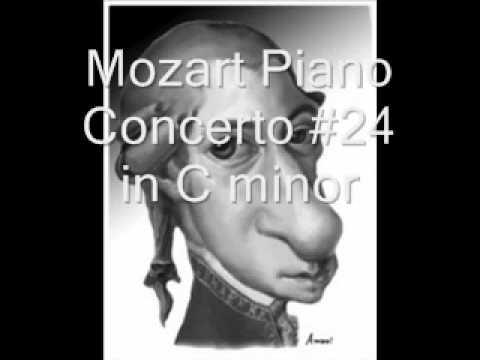 Cadences in Six Mozart Piano Concertos