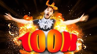 Wir sind 100K! | Team #AllTheWayABT |  Daniel Abt