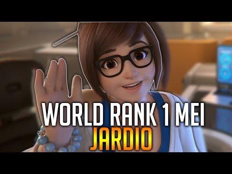 WHAT WORLD RANK 1 MEI LOOKS LIKE? *JARDIO RANK 1 MEI OVERBUFF*