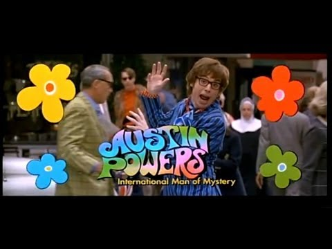 Austin Powers  theme (Ultra High Quality)