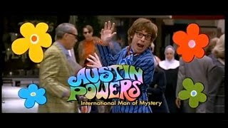 Austin Powers Theme Ultra High Quality
