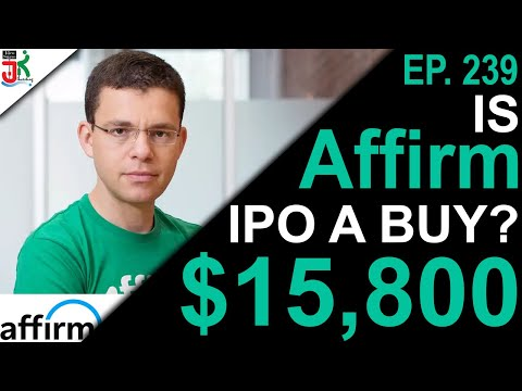 Affirm IPO a Buy? (Affirm IPO 2020) | RSI Ep. 239