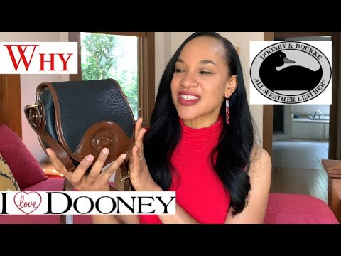 Why I LOVE DOONEY! | Dooney and Bourke Collection