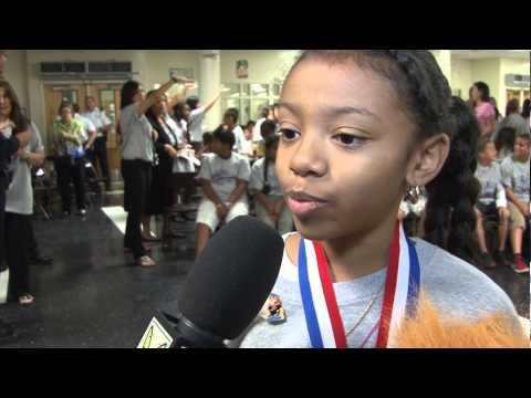 Dare Graduation at Tradewinds Elementary School in Coconut Creek Florida