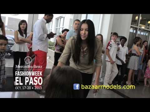 Mercedes-Benz El Paso Fashion Week 2013 • Final Casting