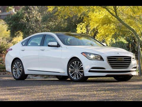 Hyundai Genesis 2016 Car Review