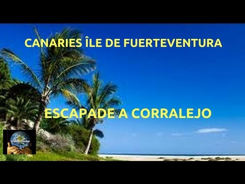 Espagne les canaries ile de fuerteventura les paysages de for Les paysages