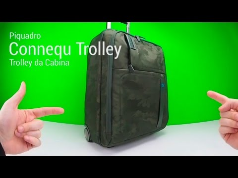e548372c2a Piquadro Signo 2 borsone di viaggio 54 cm – TravelKit