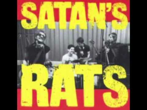 Satan's Rats - Who stole my skateboard?
