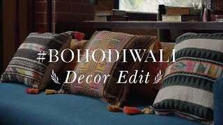 #BohoDiwali - Festive Decor Edit